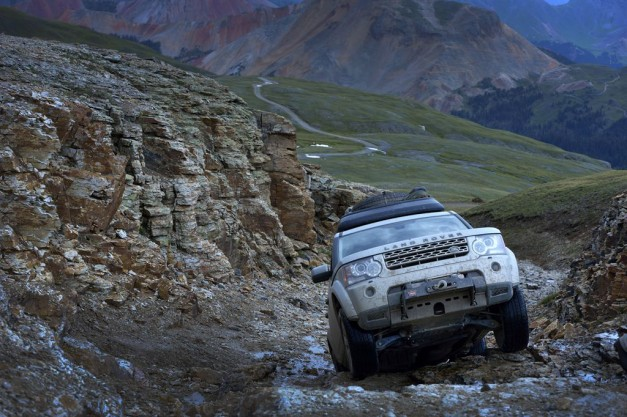 Land Rover videos hint at a something special for 2015