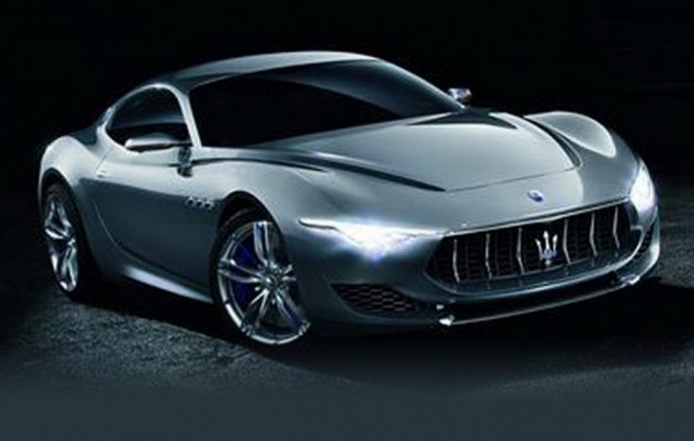 Report: 2016 Maserati Alfieri/GranTurismo leaked ahead of Geneva Debut
