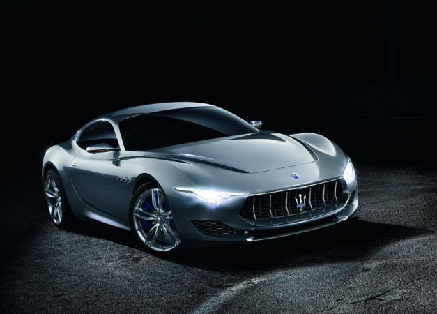 Report: Maserati Alfieri Concept may be greenlighted for next month
