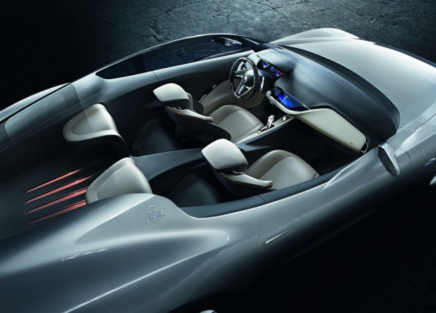 Maserati Alfieri Concept Revealed in Geneva