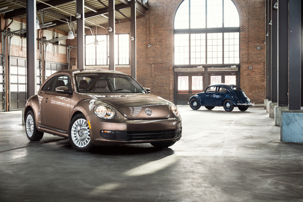 Volkswagen Beetle 65th Anniversary in the US