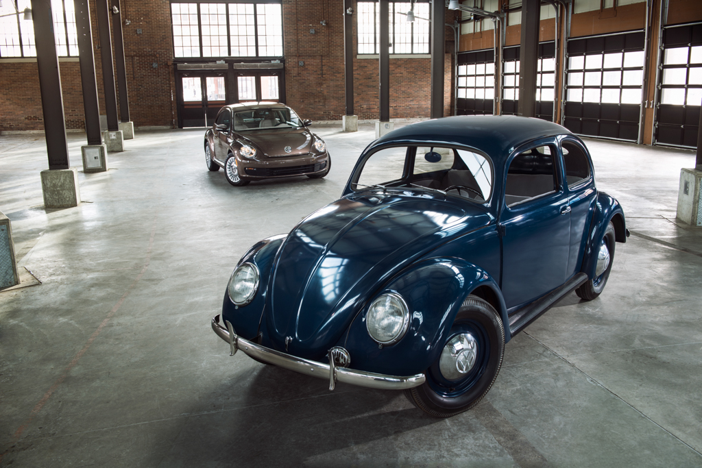 Volkswagen Beetle 65th Anniversary in the US