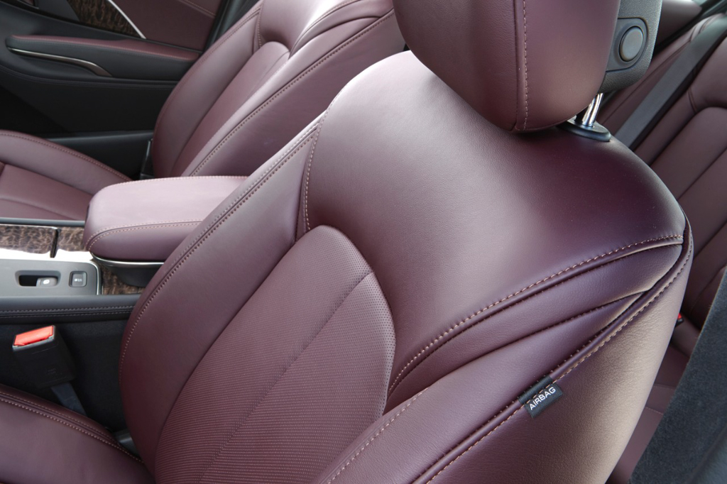 2014 Buick Lacrosse Ultra Luxury Interior Package 2 Egmcartech