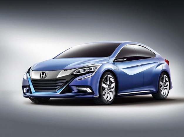 2014 Beijing: Honda introduces new Concept B in China