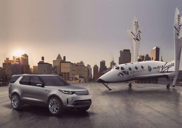Photo Leak: Hello Land Rover Discovery Vision Concept, is that you…? [UPDATED w/ VIDEO]