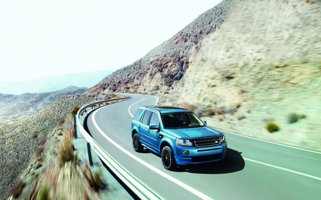 Report: Land Rover Freelander successor to be named Discovery Sport
