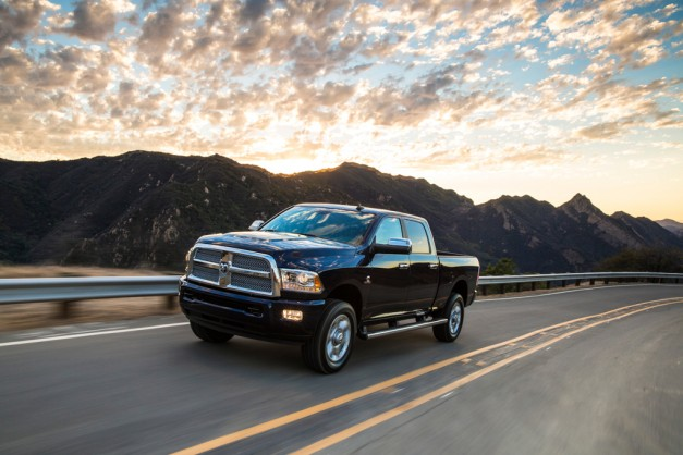 Report: Dodge is considering a Ram-based SUV