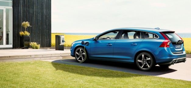 Volvo reveals new initiative to build more hybrids and an EV by 2019