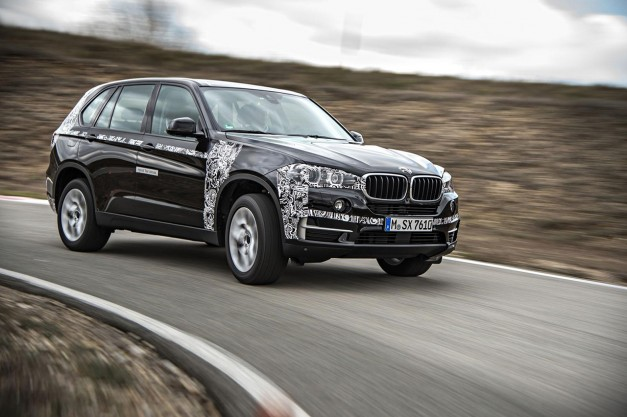 Report: The next-gen BMW X5 could be here as early as next year