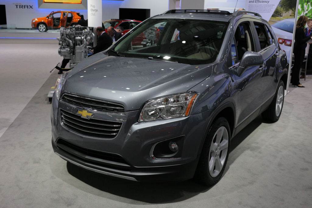 2015 chevrolet trax ltz awd egmcartech. Black Bedroom Furniture Sets. Home Design Ideas