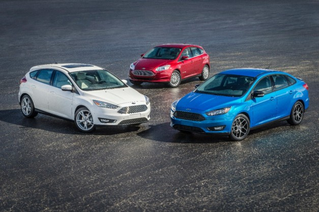 Report: Ford working on a Toyota Prius competitor