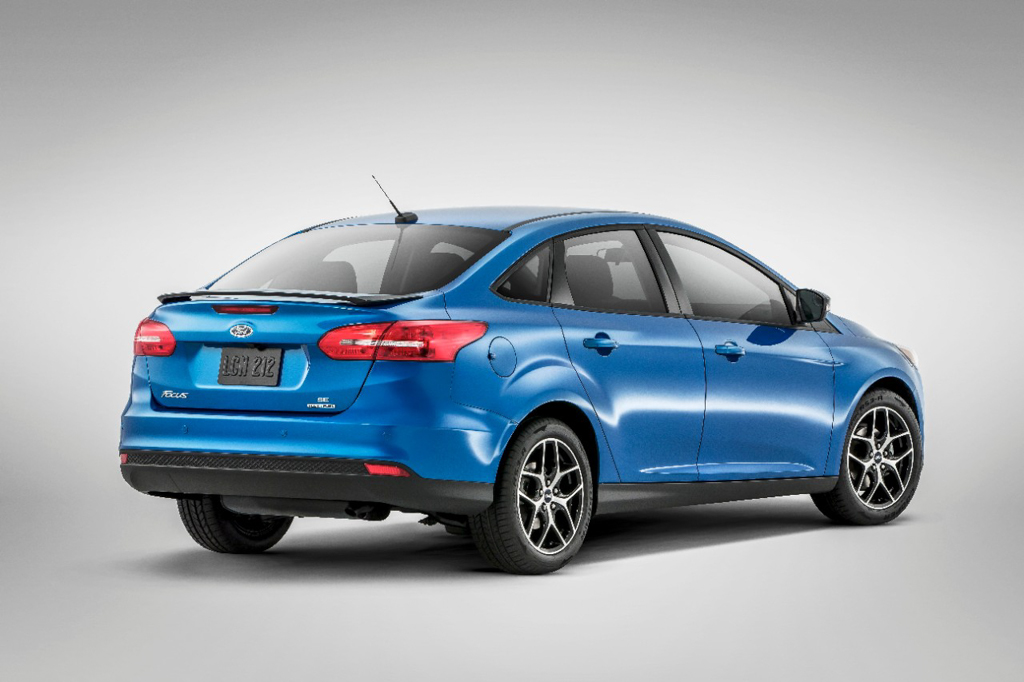 2015 Ford Focus Sedan