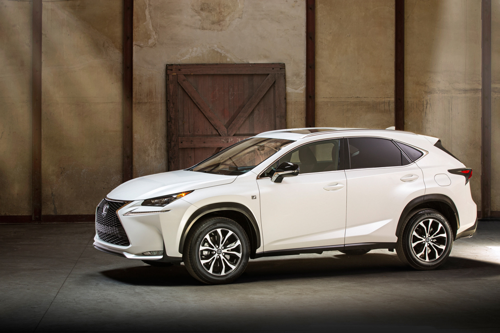 Simple 2015 Lexus NX 200t  EgmCarTech