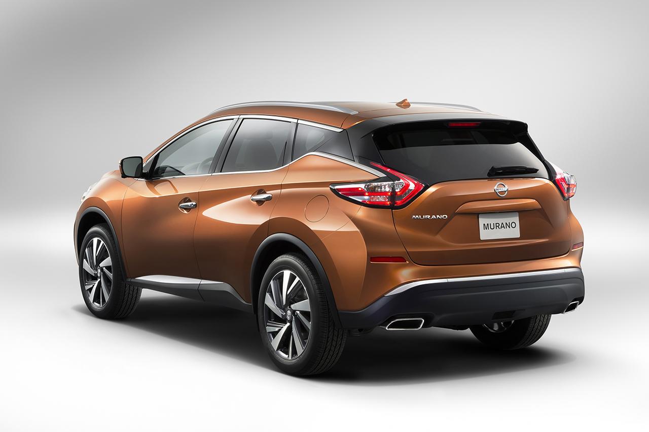 2015 Nissan Murano Egmcartech