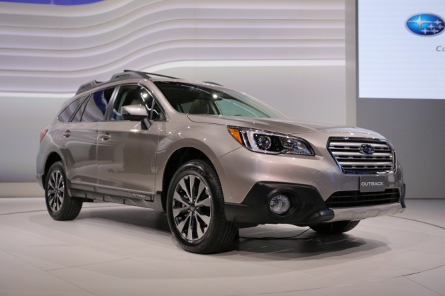 Report: Are the Subaru Outback and Legacy the first proactively politically correct cars?
