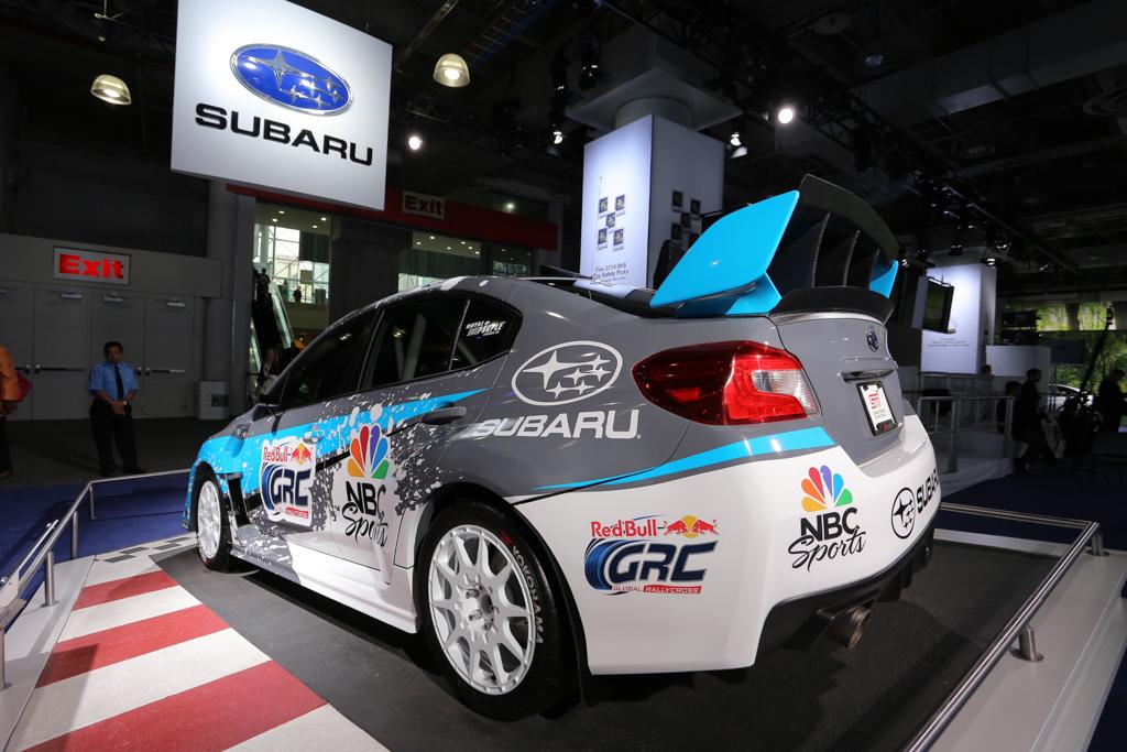 2015 Subaru Rallycross STI