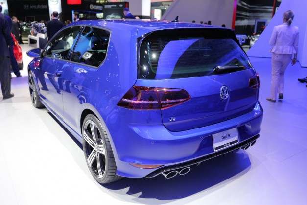 2014 NYIAS: Volkswagen goes all sentimental after 40 years of the Golf