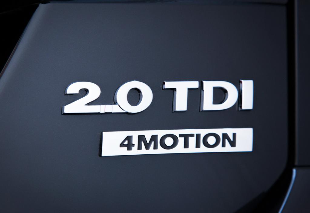 2015 Volkswagen Golf SportWagen 2.0 TDI 4MOTION Badge