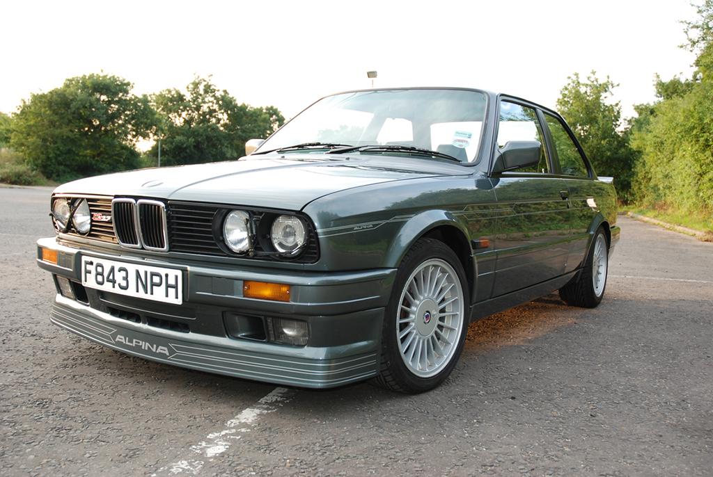 1988 Alpina C2 2.7