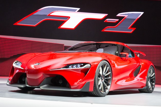 Report: Another rumor points to BMW turbo four and supercapacitors for new Supra revival