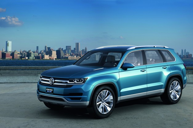 Report: A new Volkswagen Touareg should surface in 2017 with plug-in hybrid version