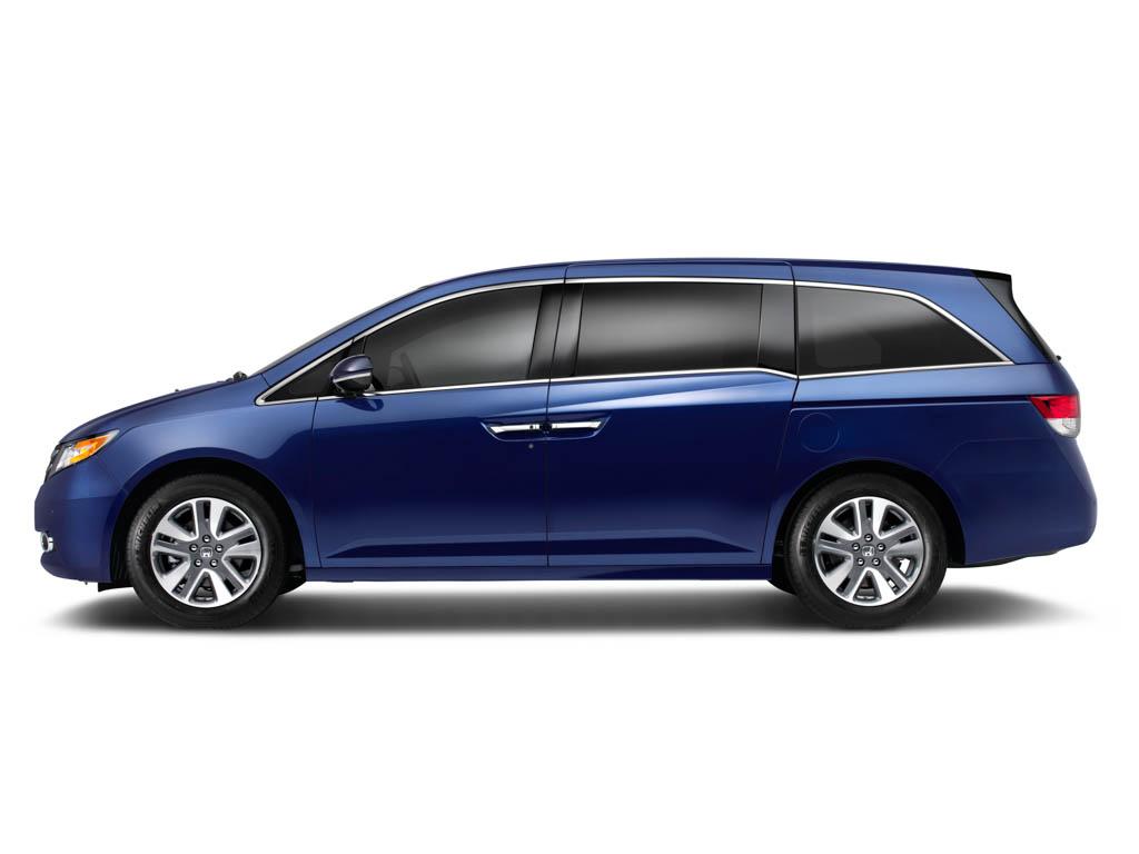 2014 Honda Odyssey Touring Elite - egmCarTech