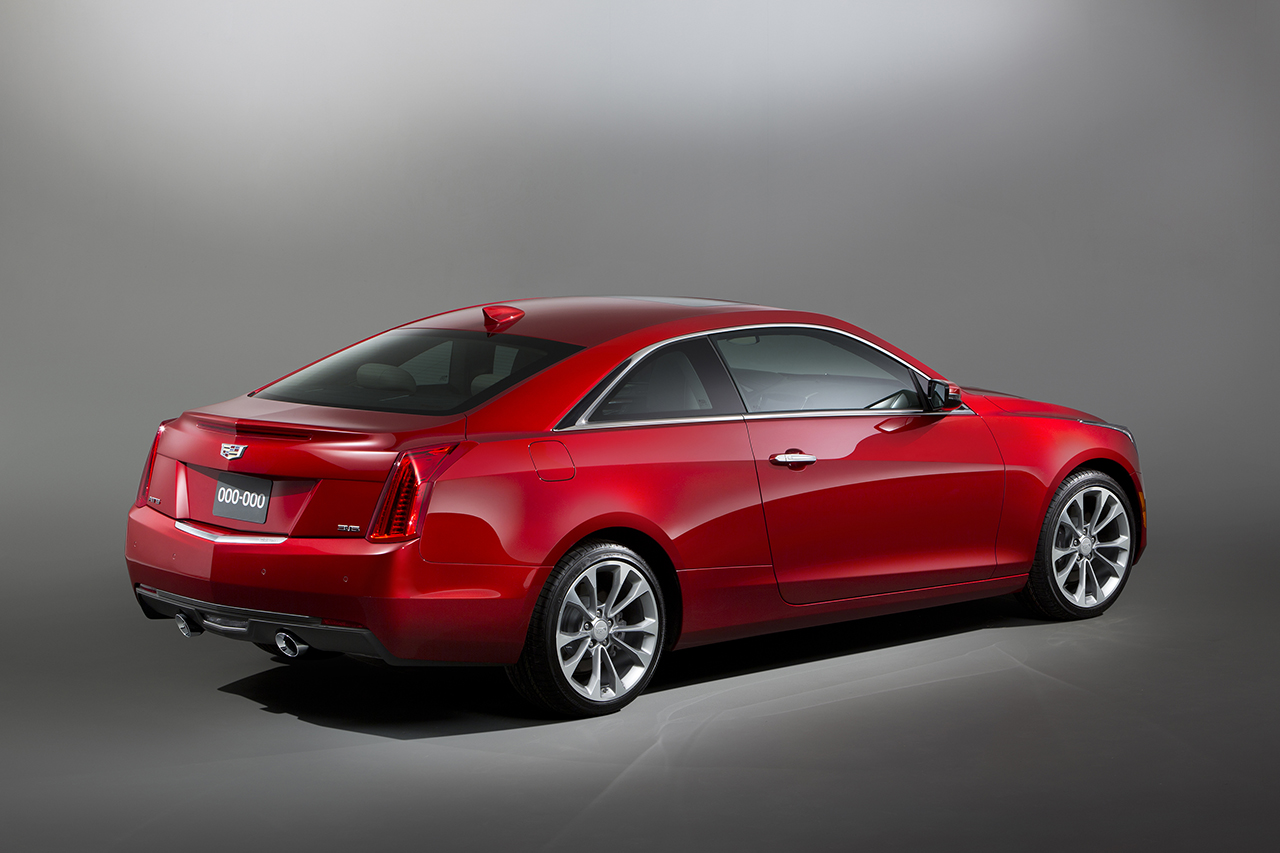 2015 cadillac ats coupe egmcartech. Black Bedroom Furniture Sets. Home Design Ideas