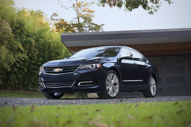 Report: GM having some questions about its lineup, could kill off the Impala