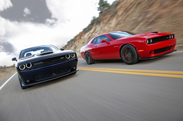 Dodge details 2015 Challenger lineup, equipment, and pricing