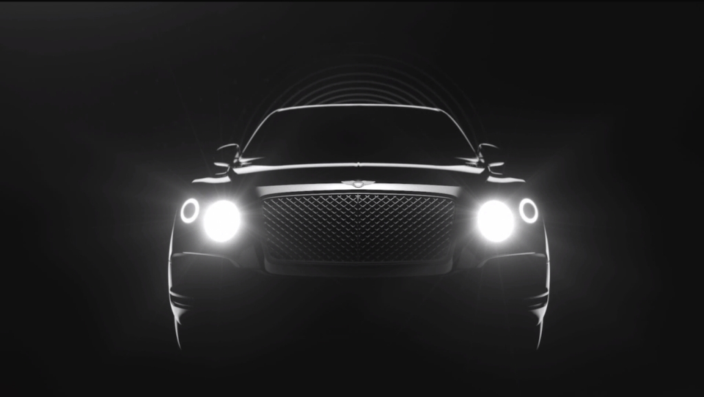 report bentley 39 s new crossover promised to be fastest ever made egmcartech. Black Bedroom Furniture Sets. Home Design Ideas