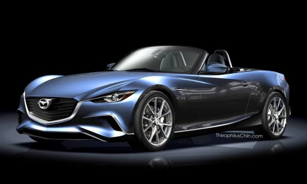 Report: Rumors suggest a Mazda Miata Coupe is on the way