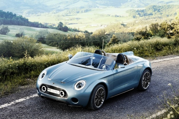 Report: Mini's still working on a production Superleggera Concept