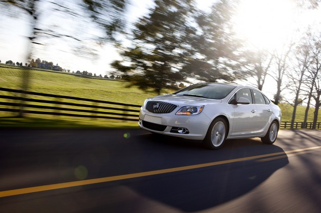 Report: Buick's sentencing the Verano sedan to the plank, could happen by 2017