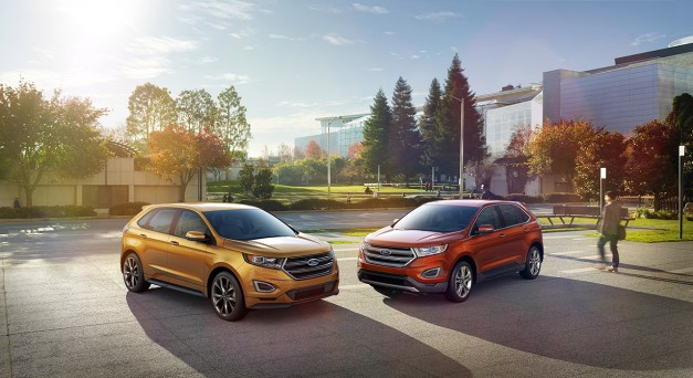The 2015 Ford Edge hits the production line w/ video