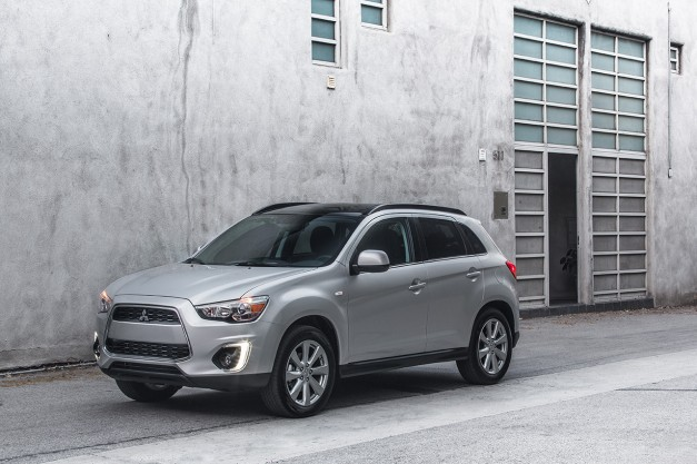 Report: Mitsubishi's prepping to replace the Outlander Sport outright next year
