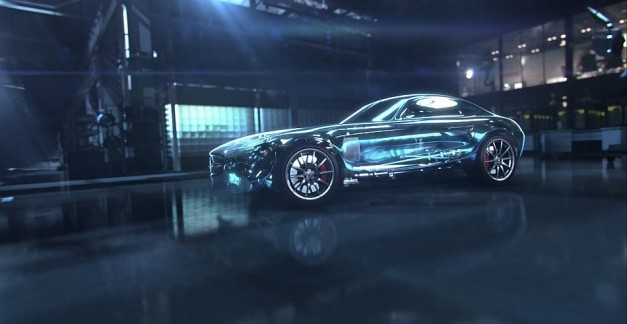 Video: Mercedes-Benz teases AMG GT again in video, to be revealed on Sept. 9