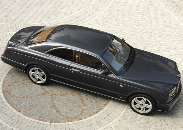 Report: A new Bentley Azure and Brooklands apparently in the works