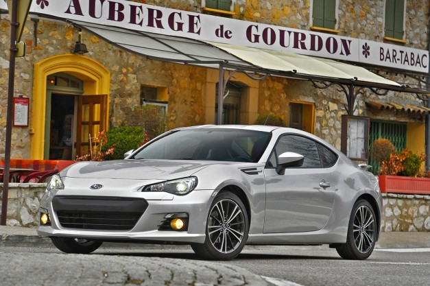 Report: Subaru and Toyota to continue collaborating on next-gen BRZ/FRS/GT 86, could include plug-in hybrid