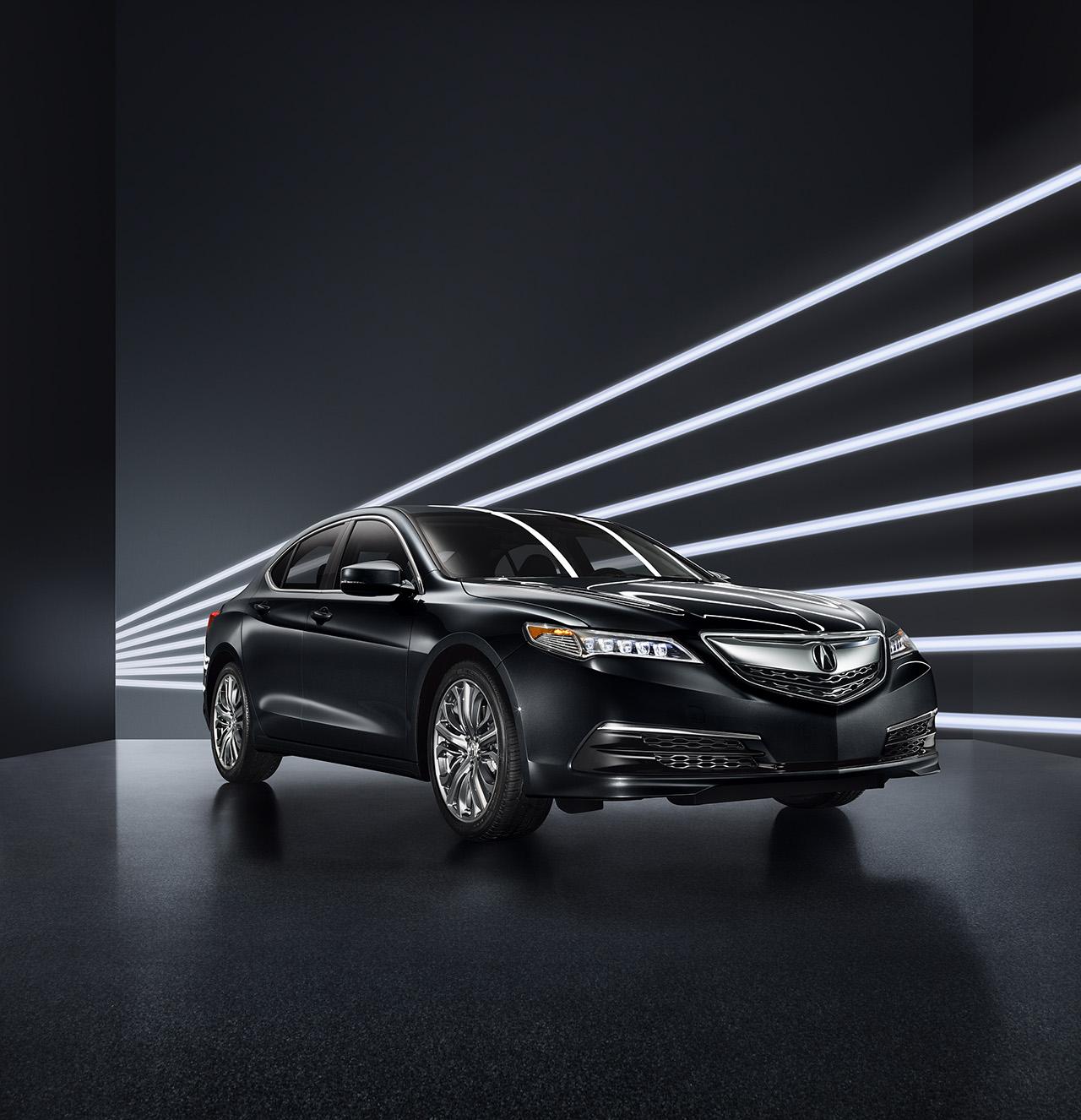 2015 Acura TLX - egmCarTech
