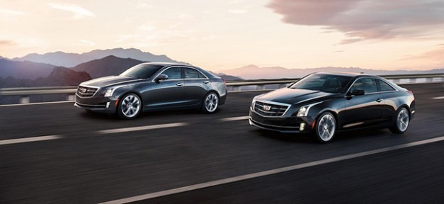 Report: New Cadillac ATS-V sedan to show up at 2014 Los Angeles Auto Show