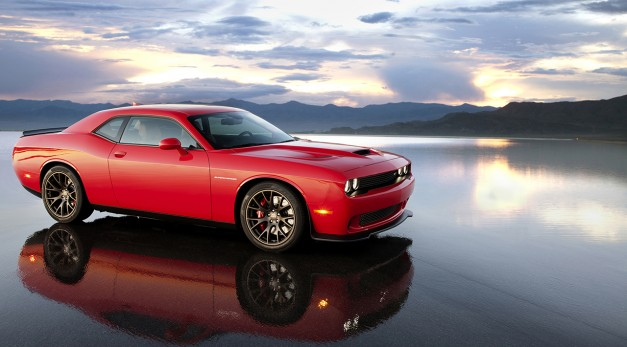Report: The next Dodge Challenger will get all-wheel drive