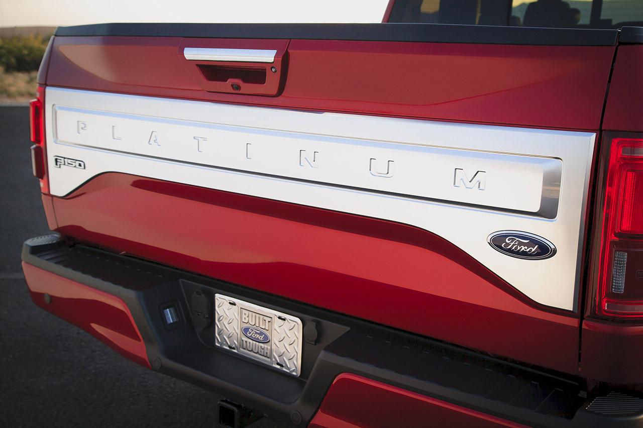 2015 Ford F-150 Platinum - egmCarTech