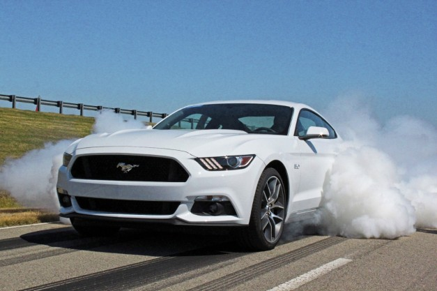 Report: The 2015 Ford Mustang EcoBoost busted for fake engine noise