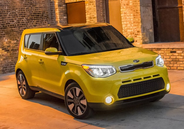 Report: Kia's introducing something new at Chicago