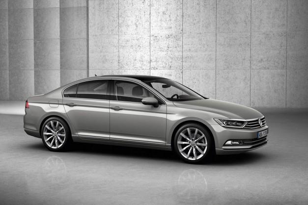 Report: Volkswagen Passat CC Concept to surface at Geneva