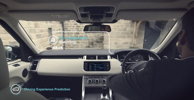 Jaguar-Land Rover want to produce a car with fully adaptive car settings w/ video