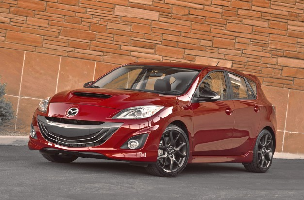 Report: Mazdaspeed3 in the works, CX-3 and CX-9 to follow later on