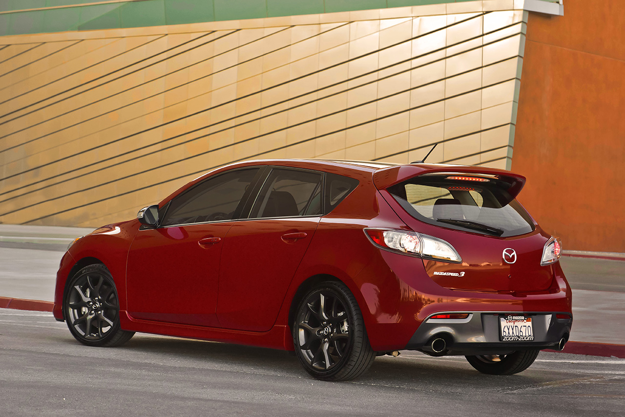 Mazda Speed 3 >> 2013 Mazdaspeed3 - egmCarTech