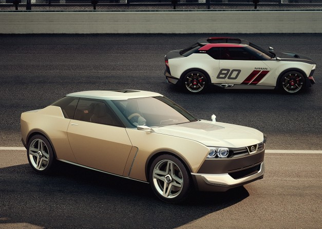 Report: Nissan's IDx Concept could lead to a Silvia/200SX successor