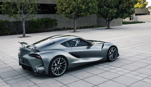 Report: Toyota reportedly confirms hybrid turbo mill for next Supra
